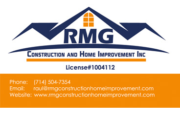 Contractor company business card design and printing img reheart Image collections