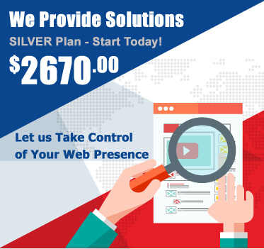 contractor web design gold package